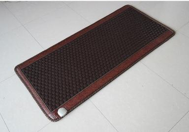 Best quality! Natural tourmaline mat beauty mattress jade health care pad heating pad yoga mat heat10-70 Celsius! Size160x70cm(China (Mainland))