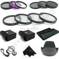 100% GUARANTEE 67MM Macro Close Up Set + UV CPL FLD/ ND 2 4 8 Filter Kit for Canon Nikon D90 D7000 EOS 650D 600D 550D 1100D
