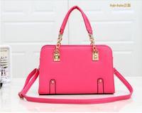 2014 women's summer bag candy color handbag one shoulder cross-body bags female ,free shipping