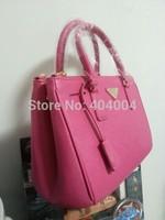 Free shipping Genuine leather female bags high quality brand handbag designer bag p women's messenger bag shoulder bags