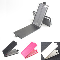 Hot!!! High Quality New Original for Fly IQ 4501 Leather Case Flip Cover for Fly IQ Case Phone Cover In Stock