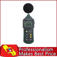 MASTECH MS6701 Auto Range Digital Sound Level Meter Decibel Noise Meter 30dB to 130dB With USB Data Acquisition