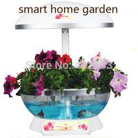 Intelligent flowerpot planting a variety of mini plants automatic watering