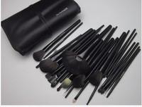 32pcs Makeup  kit make up brushes women make up bag face brush set makeup face brush cosmetic brush bag  leather toiletry bag