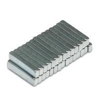 50pcs/lot N40 block 13mm*3mm*1.8mm rare earth Neodymium Permanent Strong Magnets Craft free shipping