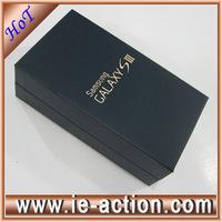 Original samsung galaxy s3 blue box  and menu book for i9300