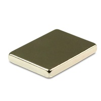 New Arrival N35 Super Strong Cuboid Block Magnet Rare Earth Neodymium 20 x 15 x 2.6mm Free Shipping