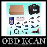 Free DHL!! 2014 NEXIQ 125032 USB Link + Software Diesel Truck Diagnose Interface and Software NEXIQ truck diagnostic tool