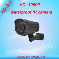2.0 Megapixel   HD-SDI 1080P Laster  waterproof IR camera