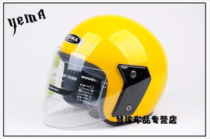 Free shipping, motorcycle helmet electric car Mustang 607 half helmet winter helmet genuine men and women, T273(China (Mainland))