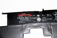 7.5V 4740mah 100% New BPS38 laptop battery For SVP13 Pro13 Pro11 VGP-BPS38 Free shipping