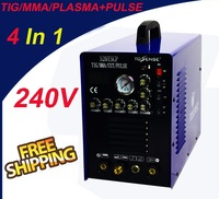 ebay equipment small-sized 50A plasma cutting 200A TIG/MMA WELDING MACHINE 520TSCP 220 volt free post