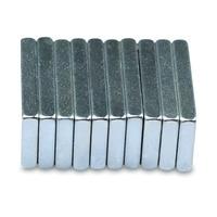 Free Shipping 5PCS/LOT,craft super strong rare earth Powerful N45 NdFeB magnet Neodymium permanent Magnets F15x8x2mm