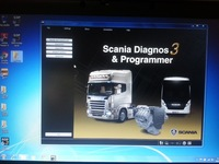 Scania sdp3 2.20 with usb dongle on sale