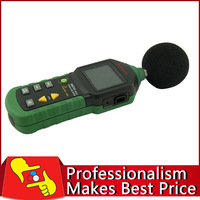 MASTECH MS6700 Auto Range Digital Sound Level Meter Decibel Noise Meter 30dB to 130dB With Clock and Calendar Function