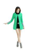 Fasot Fashion Women's Winter Warmest Swing Peacoat Duffle Overcoat Wool Coats   Free Shipping
