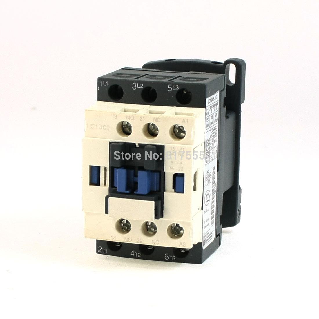 Замыкатель UX Motor LC1D09 AC 110 50/60 3/nc