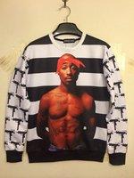 Bald Guy Tide 3D Printed Sweater For Women Men Sweatshirts Tops Long Sleeve