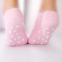 Gel Heel Socks Spa Foot Relief Cracked Feet Beauty Care Moisturizing Treatment FreeShippingDropShipping