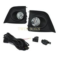 For Toyota 2014 Corolla Fog Lamp Kit Fog Light + Grille + Relay + Cable Combo Set