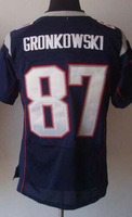 New!!!#87 Rob Gronkowski Jersey,Elite Football Jersey,Best quality,Authentic Jersey,Size M - XXXL,Accept Mix Order