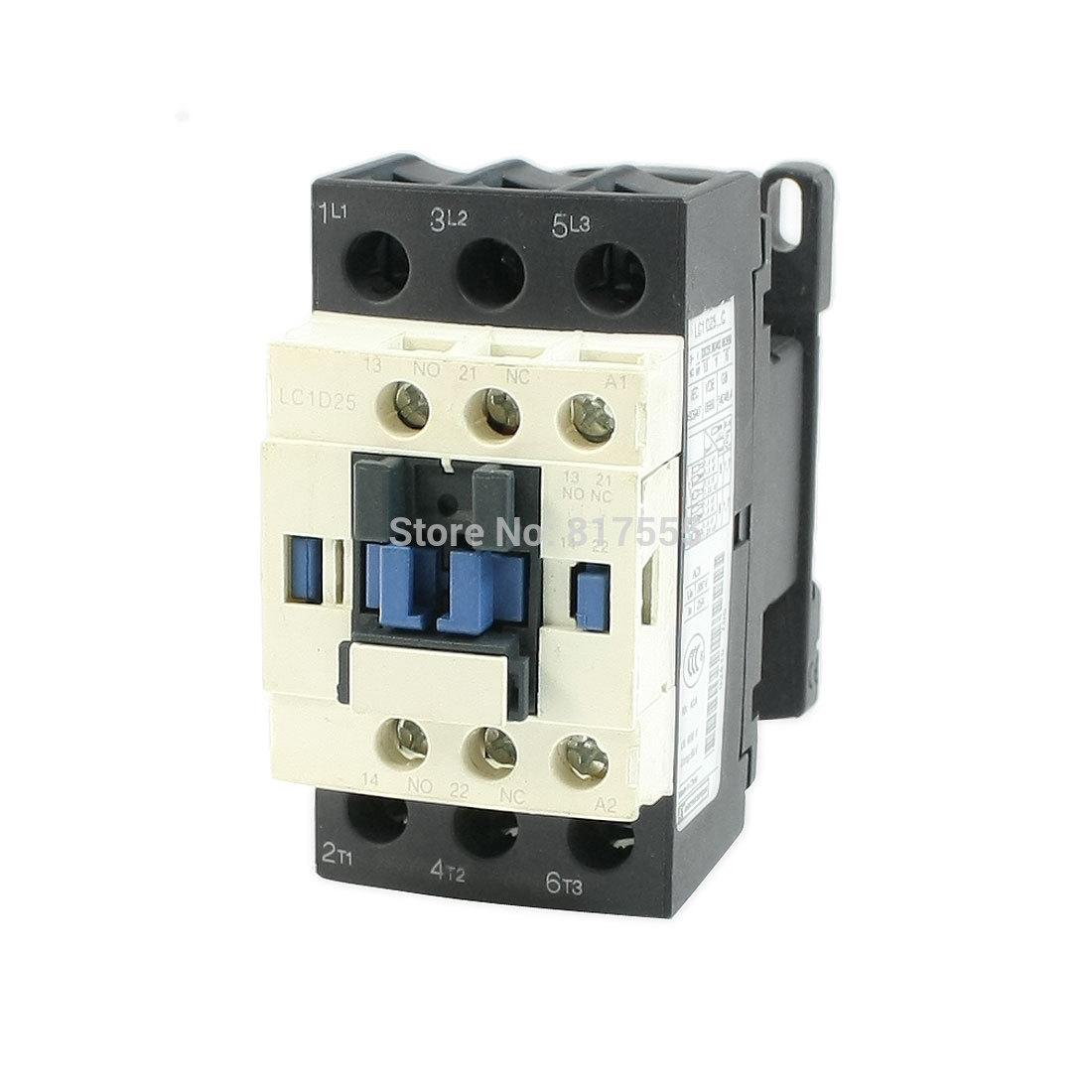 Замыкатель UX Motor LC1D25 AC 110 50/60 3/nc