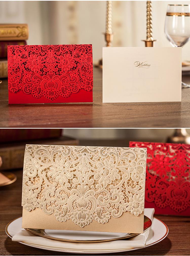 impressão personalizada 50pcs/lot floral branco corte a laser convites de casamento cartão tabela cartão do banco cartão lugar cw073 branco/ouro/vermelho(China (Mainland))