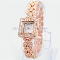 2014 Women Watch full rhinestone watches Brand Luxury Watch with diamond Women Ladies Dress Quartz Wristwatches