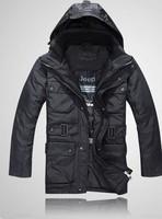 New 2014 Men  waterproof Male down coat winter men's high quality Down Jacket,258
