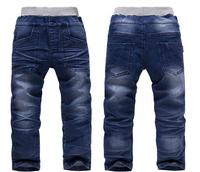 SKZ-308 Free Shipping 2014 New Spring Autumn Children Cowboy Pants KK-Rabbit Boys Casual Jeans Top Quality Toddler Denims Retail