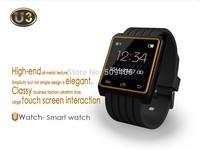 Bluetooth Smart Watch U3 U Watch For Samsung Smartphone Sports Wristwatch with Remote Camera Function