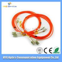 LC/PC-LC/PC MM 62.5/125 duplex fiber patch cord