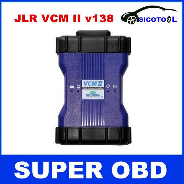 New Arrival 2015 Multi-language VCM 2 for JLR Vehicles JLR VCM II IDS best price on sale(China (Mainland))