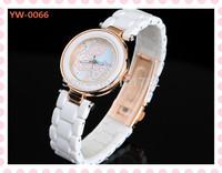 2014 fashion popular imitation ceramic wrist watches western wrist watches for women .