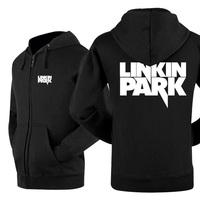2014 new winner autumn hot sell classics zipper LEISURE WEAR lover`s hoodie linkin park