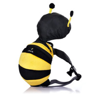 UK stylish Bee Littlelife baby backpack 3D carton anime children school backpacks toddler kid travel daypack bag w/ Safety Strap
