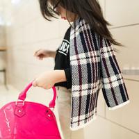 2T-8 years Children girls woolen lattice outerwear cardigan coats fashion long/full sleeve winter jacket coat for baby girl kids