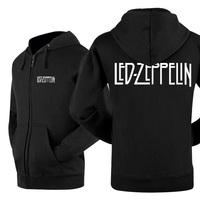 2014 new winner autumn hot sell classics zipper LEISURE WEAR lover`s hoodie led zeppelin