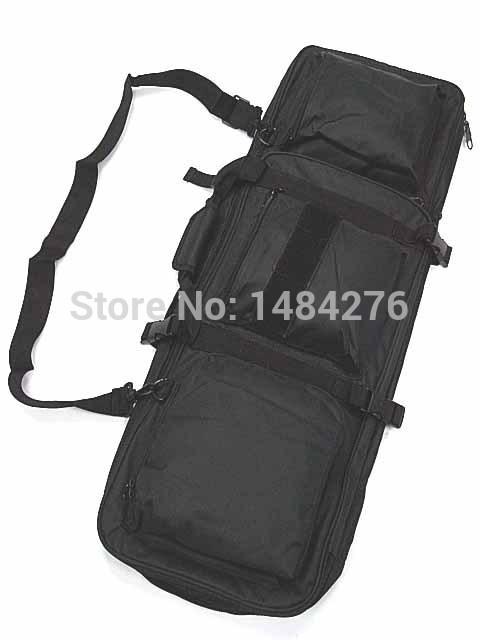 33 Dual Rifle Carrying Case Tactical Sniper Case Gun Slip Bag shooting carry case Hunting Gun
