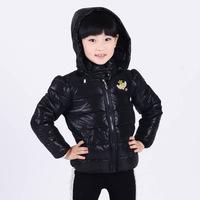 2014 new arrival girls winter coat, girls winter jacket short, thicken cotton padded jacket, children winter outwear WCJ-016