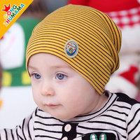 Children's hats new autumn baby Cap cute cotton Hat Cap Beanie