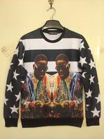 Rich Generate Tide 3D Printed Sweater For Women Men Sweatshirts Tops Long Sleeve