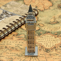 Big Ben DIY 3D Laser Cut Models Puzzle