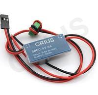 CRIUS switching voltage stabilizer BEC/UBEC SBEC output 5v/5a 2~8 s input