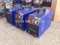 high efficient portable 3.2MM WELDING ROD 200A mma welding machine ARC200 220v
