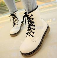 2015 Autumn Winter Platform Ankle Heels Fashion Botas Femininas 2014 Snow PU Leather Women Boots Jogging Shoes High Quality