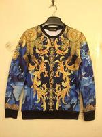 Sun Flower Boom 3D Printed Sweater For Women Men Sweatshirts Tops Long Sleeve