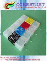 refill ink cartridge for Epson b-308dn b-508dn printer send 4pcs chip sensor work with your original chip