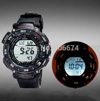 New SHORS Men Sports Digital Quartz Watch Unisex Dive 30M Waterproof LED Electronic Multifunctional Military Wristwatch