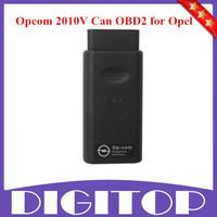 2014 Professional Opcom OP Com 2010V Can OBD2 for Opel Firmware V1.45 OPCOM Auto Diagnostic Interface with Free Shipping